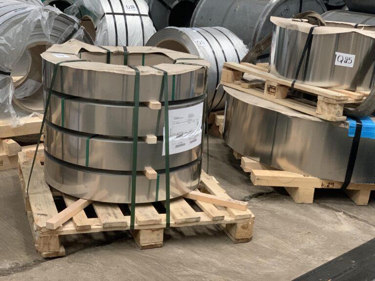inox-nickel alloy sheets